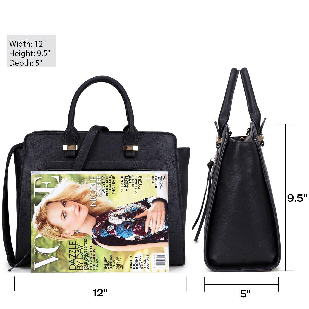 e57d64e5bd Amazon.com: Dasein: Briefcases