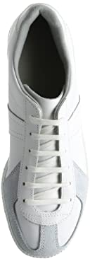 German Trainer 1183: White / White