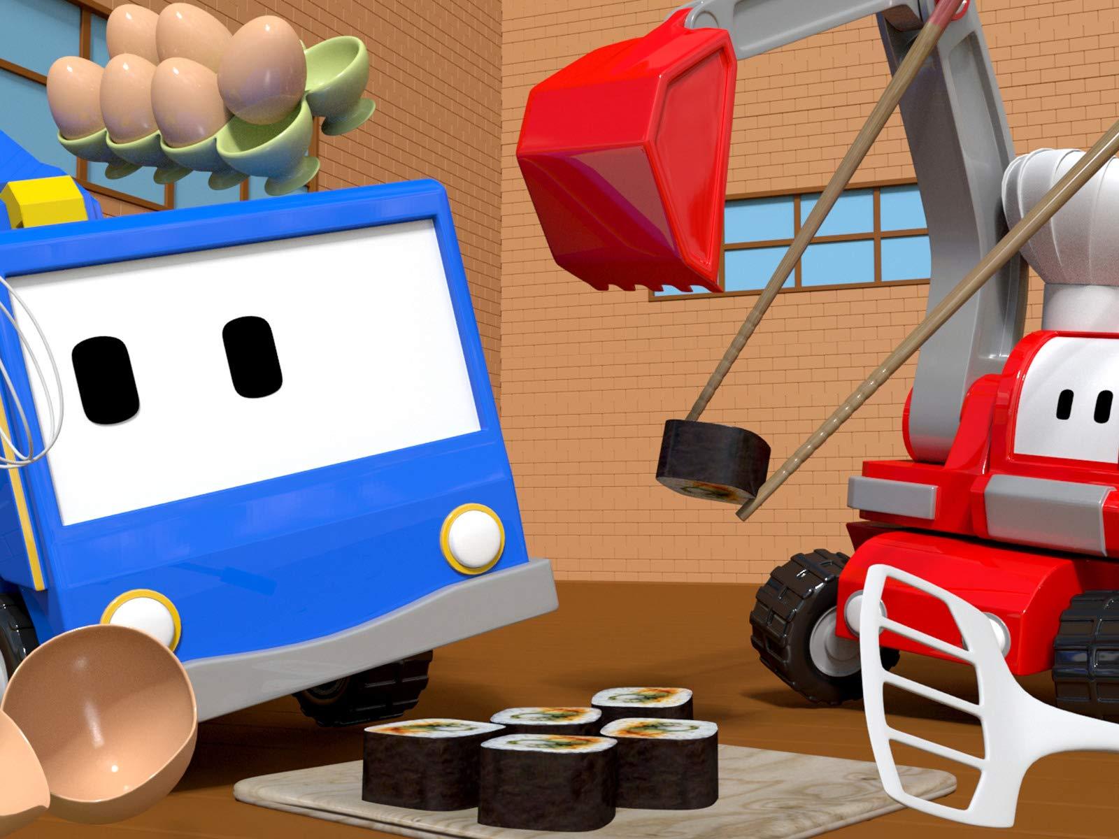 Amazon.com: Tiny Trucks: Arthur Lener, Edouard Desmettre