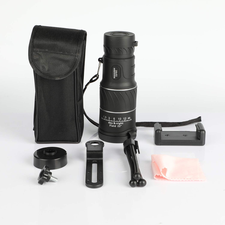 Mini Monocular Telescope 16X52 Hunting Camping Travel Concert Outdoor HD Lightweight Tourism Scope