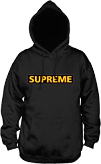 4c26180fb68 Amazon.com  CafePress The Supreme Sweatshirt  Clothing