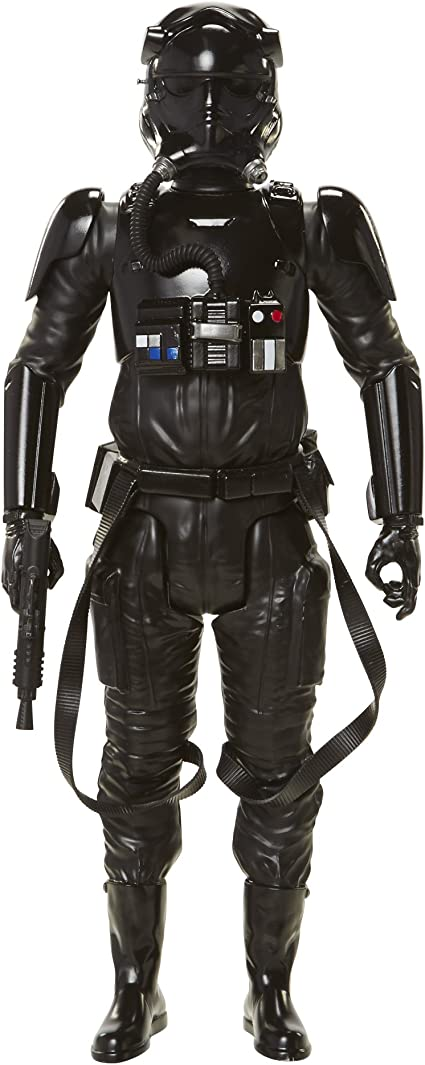 "Star-Wars Jakks Pacific 18/"" Elite Forces Rogue One Tie-Fighter Pilot Big Fig"