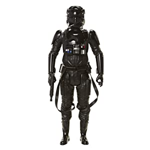 "Star Wars Big Figs Classic 18"" Tie Fighter Pilot Action Figure"
