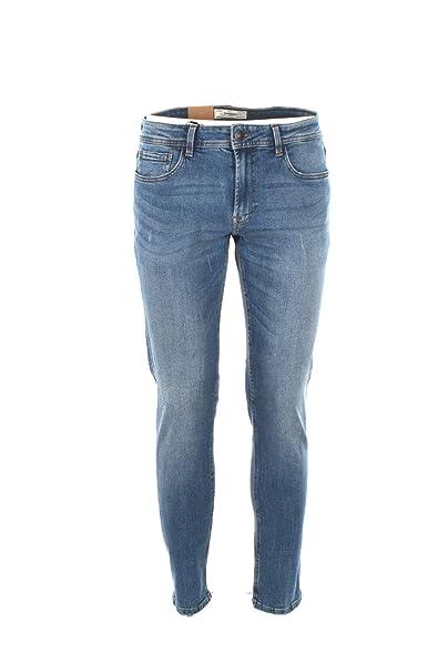 PRODUKT Paco Herren Jeans Hose Denim Stretch Slim Fit, Größe