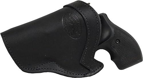 Barsony-New-Black-Leather-IWB-Holster