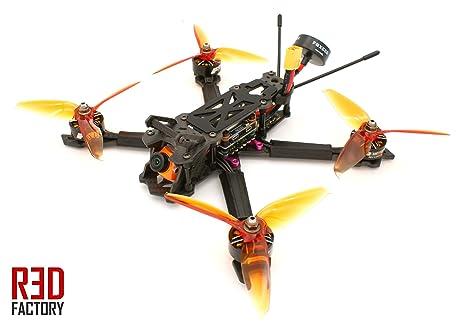 FPV - Juego Completo de dron de Carreras: Amazon.es: Electrónica
