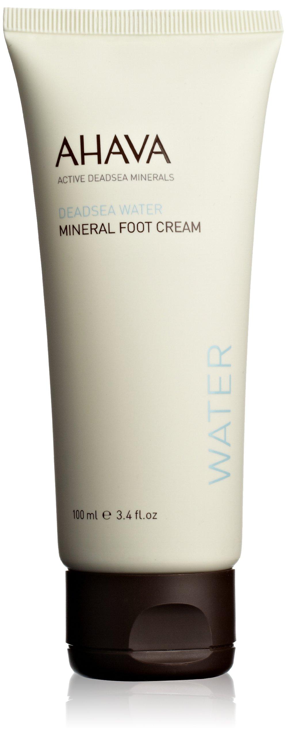 AHAVA Mineral Foot Cream