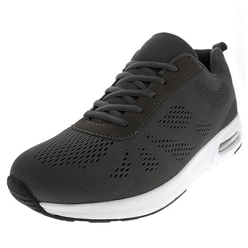 Formateurs Mode Léger D'air Bulle Sport Hommes En Marchant Chaussures Poids Fwq1xz