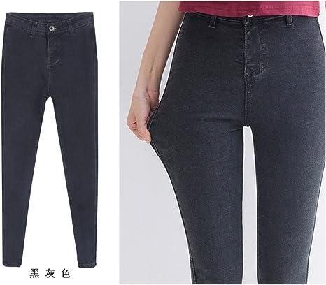 Amazon Com Dormery Pantalones Vaqueros De Cintura Alta Ajustados Americanos Ropa De Algodon Ultra Elastico Para Mujer Largo Casual Vaqueros Para Mujer Xxxxl Clothing