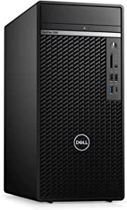 Dell OptiPlex 7080 Desktop Mini Tower - Intel Core i7 10th Gen - i7-10700 - Eight Core 4.8Ghz - 256GB SSD - 16GB RAM - Windows 10 Pro