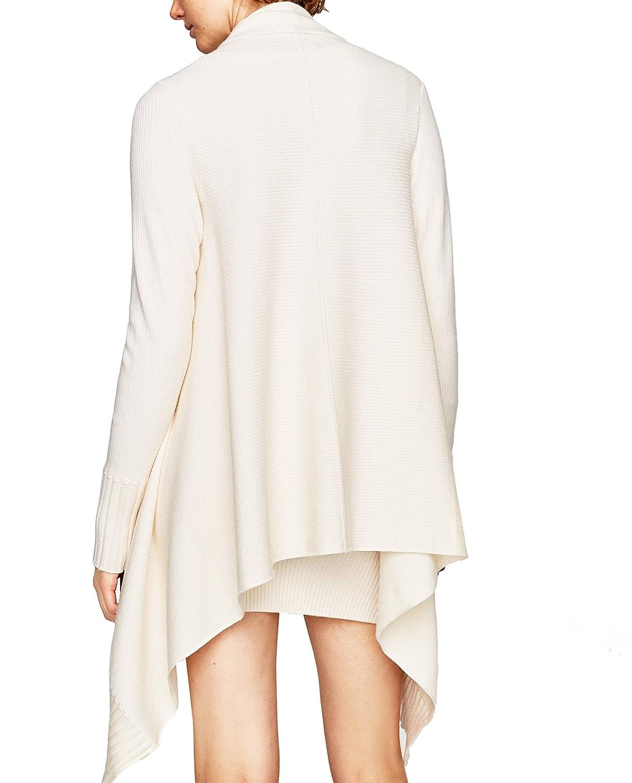 Zara - Sudadera - para mujer Marfil blanco crema Large: Amazon.es: Ropa y accesorios
