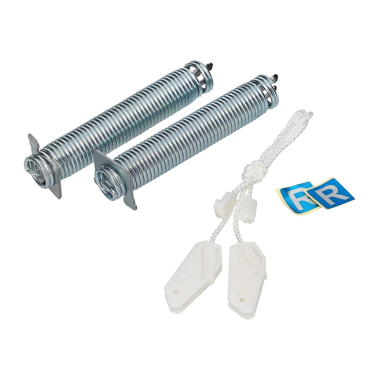ORIGINALE Bosch Neff Lavastoviglie MOLLE cardine della porta e cavo corda 754869