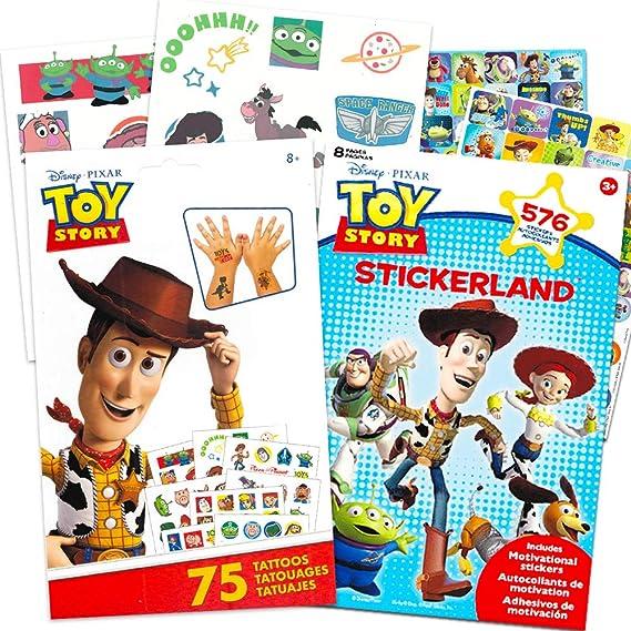 Desconocido Toy Story Party Favors Pack ~ El Paquete Incluye más ...