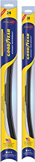 product image for Goodyear Assurance WeatherReady Wiper Blades, 24 Inch & 20 Inch
