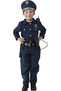 Guirca- Disfraz policía local, Talla 7-9 años (87509.0) , color/modelo surtido: Amazon.es: Juguetes y juegos