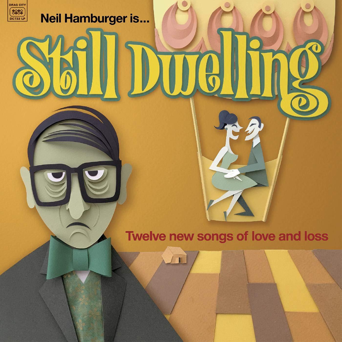 Cassette : Neil Hamburger - Still Dwelling (Cassette)