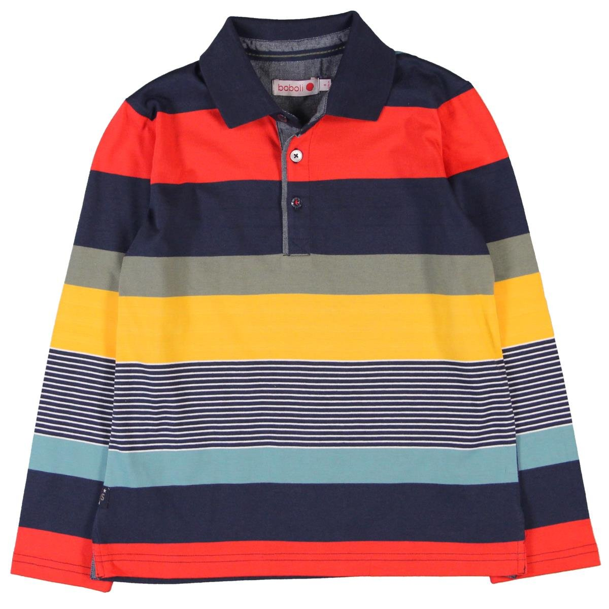 Boboli Jungen Poloshirt Knit Polo for Boy Bóboli 514099