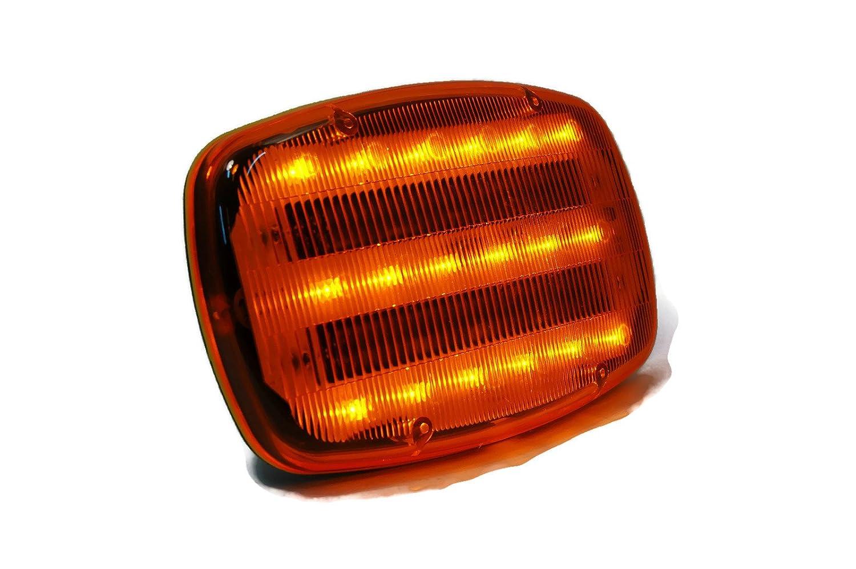 iit 16937 Amber Magnetic 18 LED Safety Light Trailers, Trucks RV's Trucks RV' s