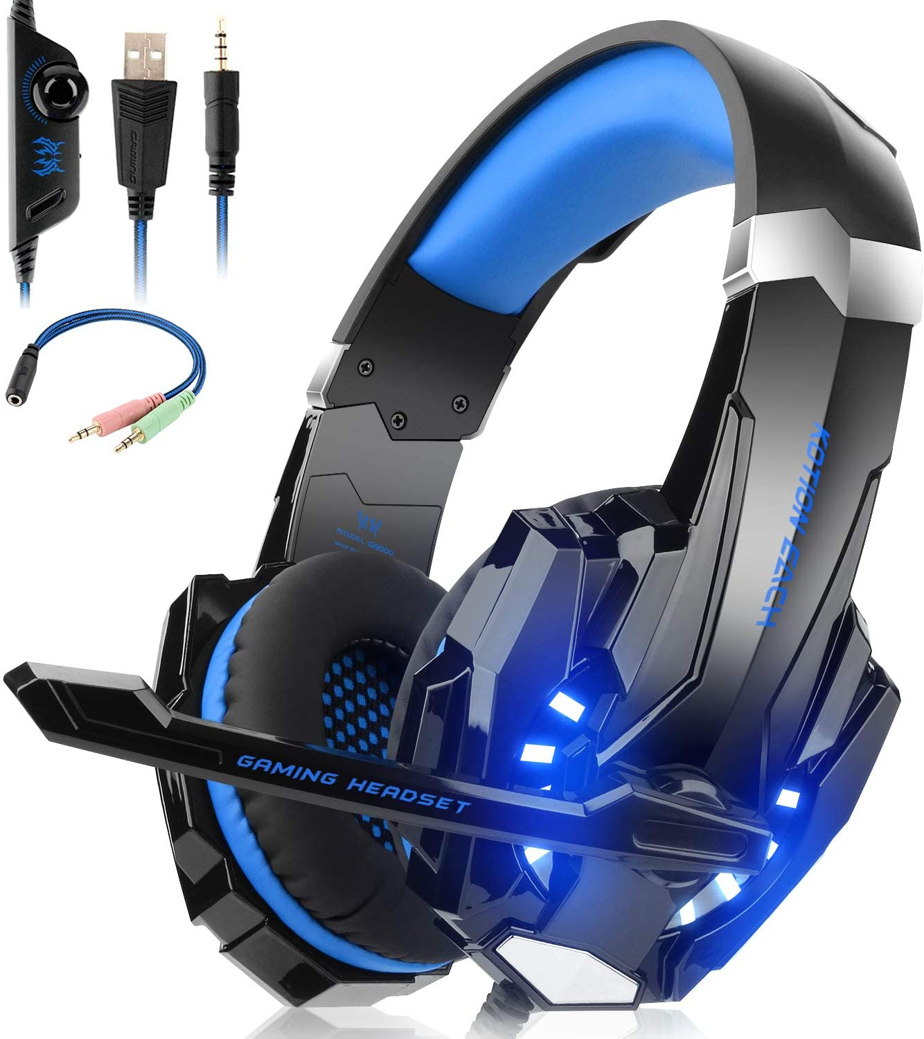 Willnorn Stereo Gaming Headset with Mic