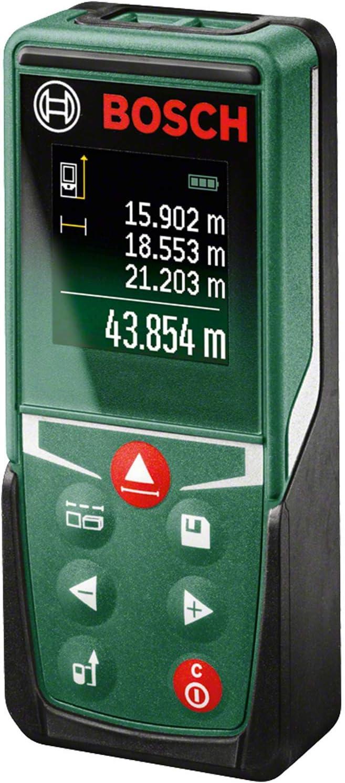 Bosch Medidor Laser UniversalDistance 50 (rango de medición: 0,05 – 50,00m, en caja)