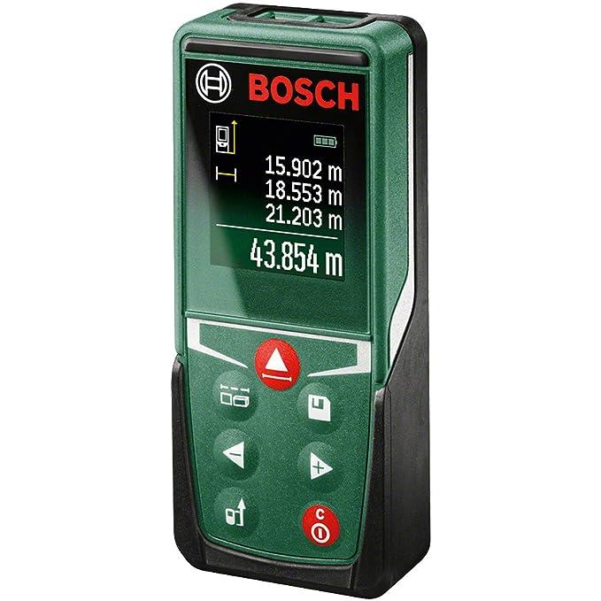 Bosch Medidor Laser UniversalDistance 50 (rango de medición: 0,05 ...