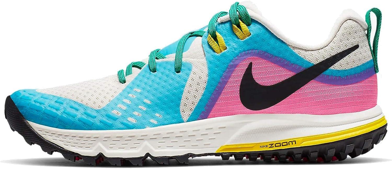 Nike Air Zoom Wildhorse 5 para mujer Aq2223-300, (Cabana/White-spirit Teal), 38.5 EU: Amazon.es: Zapatos y complementos