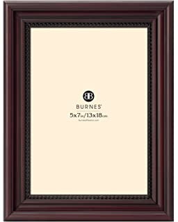 Amazoncom Burnes Of Boston Photo Frame 8 By 10 Inch Capri