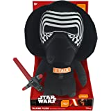 "Underground Toys Star Wars E7  9"" Talking Plush -  Kylo Ren"