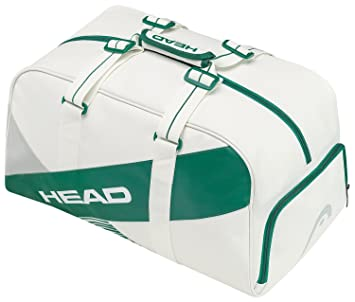 Head 4 Majors Club Bag Wimbledon - Bolsa de Deporte, Color Blanco, 68 x 40 x 20 cm: Amazon.es: Deportes y aire libre
