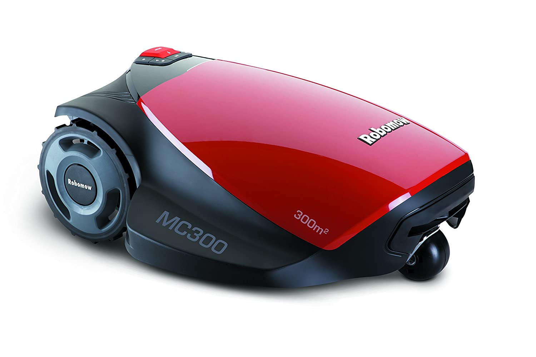 Robomow PRD7004Y1 City MC300 Rasenmäher, rot