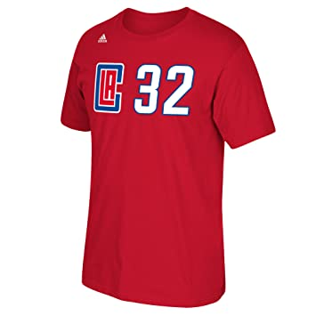 Adidas Blake Griffin los Angeles Clippers NBA Player Red – Camiseta, XX-Large