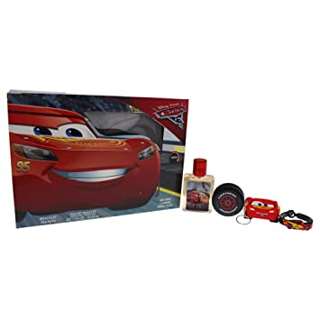Amazon.com : Disney Pixar Cars-3 4 Piece Gift Set for Kids ...