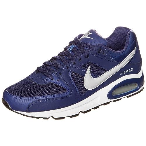 best sneakers 61346 ce79b Nike Air Max Command, Scarpe da Ginnastica Uomo, Blu (Loyal Blue/Wolf Grey  White), 38.5 EU: Amazon.it: Scarpe e borse