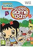 Ni Hao Kai Lan Super Game Day Game (Nintendo Wii)