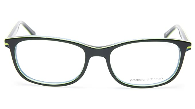 ffdf157ed27c Amazon.com  NEW PRODESIGN DENMARK 1761 1 c.9532 GREEN EYEGLASSES ...