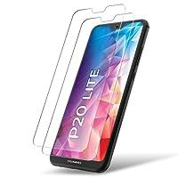 UTECTION Huawei P20 Lite Vetro Temperato - Pellicola Protettiva in 9H - Antigraffio & Antiurto - Installazione Senza Bolle - Pellicola in Vetro P20 Lite Clear Transparent Screen Protector