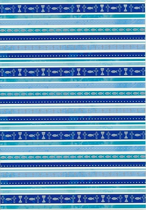 Kreativpapier selbstklebend Schriftz/üge Frohe Weihnachten silber Artoz Paper AG
