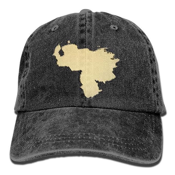 Venezuela Map Gold No More Dictator Classic Unisex Baseball Cap ... 2cc4b6bc664