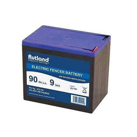Rutland 22-109R Batterie f/ür Zaunger/äte-130 Amp