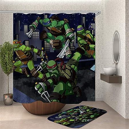 ZZZdz Las Tortugas Ninjas Mutantes Adolescentes En La Ciudad ...
