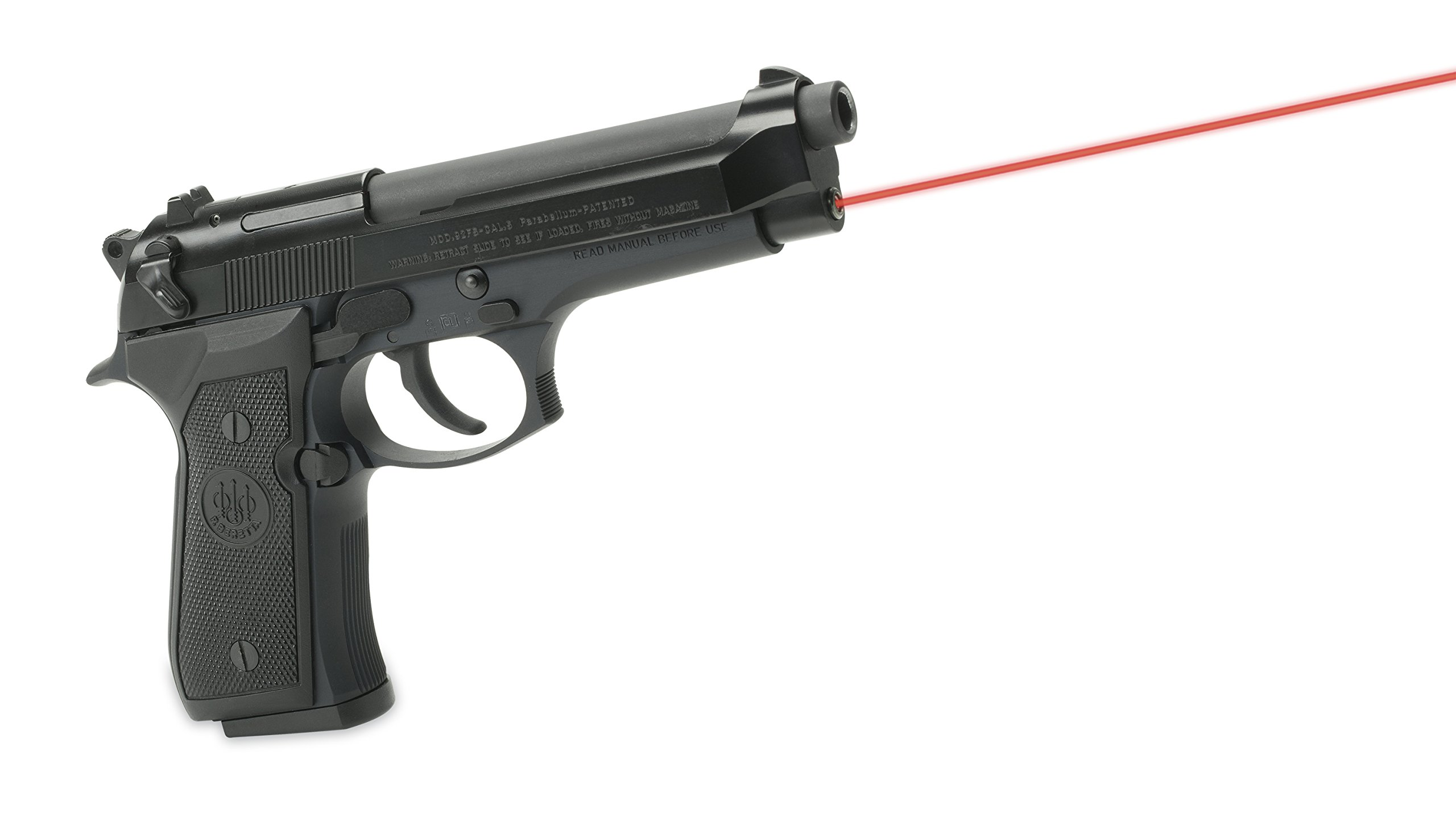 LaserMax LMS-1441 Guide Rod Laser for Beretta 92 & 96 full size and Taurus PT92, PT99, PT100, and PT101 by LaserMax (Image #7)
