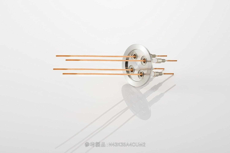 完売 中電流 3kV - 35A フランジ 4個付き 3kV NW 35A/KF40 フランジ B0787NWF1W, radishop:8259cc13 --- a0267596.xsph.ru