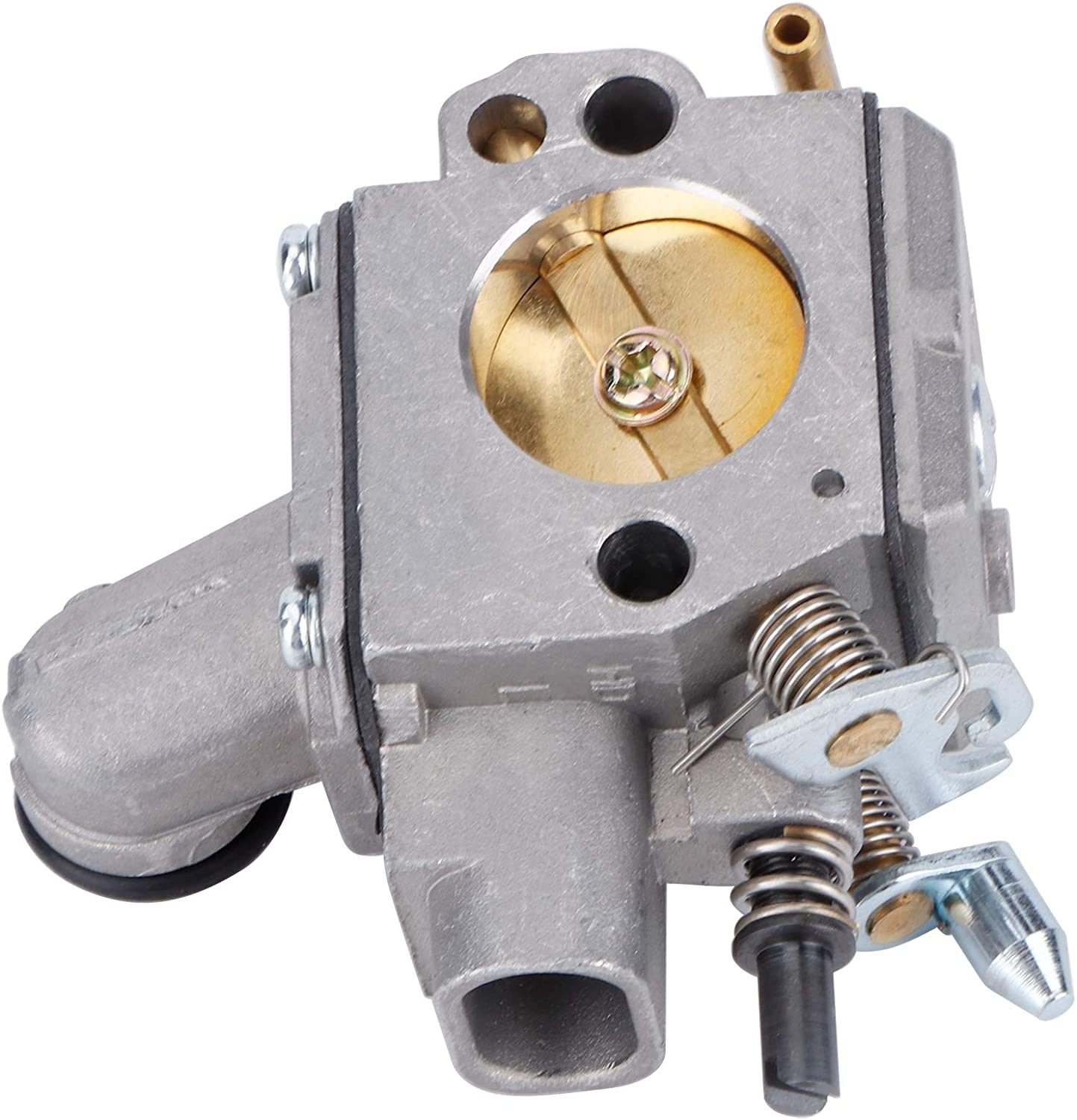 High Precision Engine Carburetor Gasoline Engine Carburetor Aluminum Carburetor Carb Replacement Fit for STIHL MS341 MS361 Chainsaw Parts