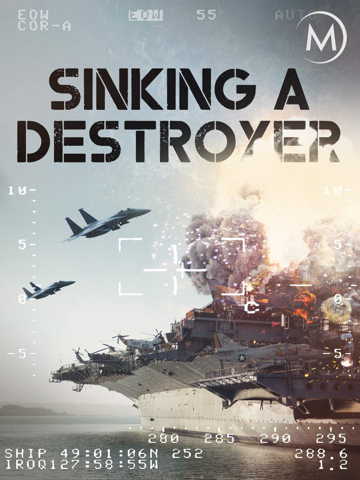 Sinking A Destroyer on Amazon Prime Video UK