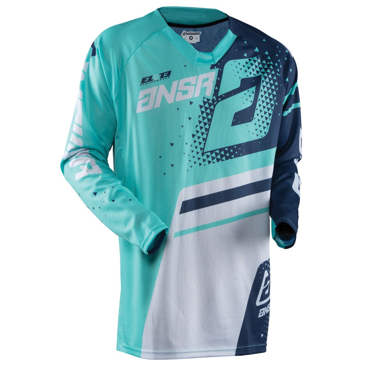 Answer Racing Jersey Elite Teal Navy