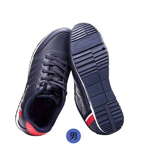 Amazon.com | Men Athletic Run Sneaker Jogging Leather Footwear for Mens Breath Flat Sport Shoes Off Black Male Light Walking Shoes | Walking