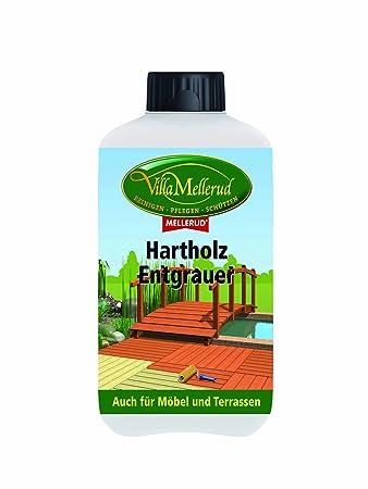 Hartholz entgrauer