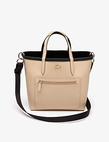 Lacoste nf2789aa Sac cabas femme r/éversible Anna taille 25 cm
