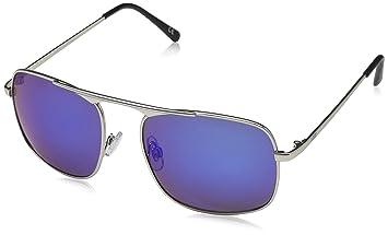 Vans HOLSTED SHADES Gafas de sol, Plateado (Silver-Black), 1 ...