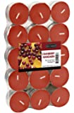 USA Tealight Cranberry Manderin Tealights, 30-Pack